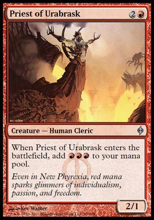 Priest of Urabrask