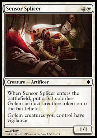 Sensor Splicer