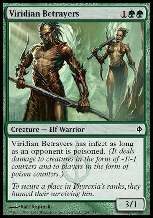Viridian Betrayers