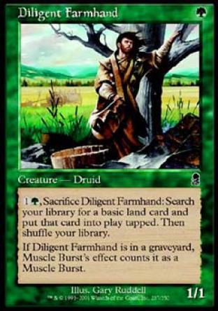 Diligent Farmhand
