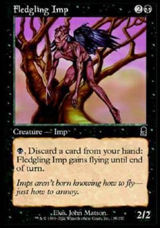 Fledgling Imp