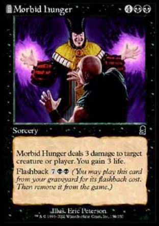 Morbid Hunger
