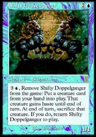 Shifty Doppelganger
