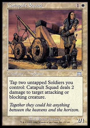 Catapult Squad