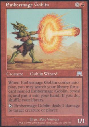 Embermage Goblin