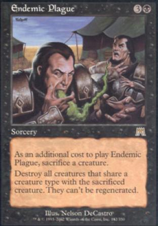 Endemic Plague