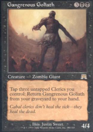 Gangrenous Goliath