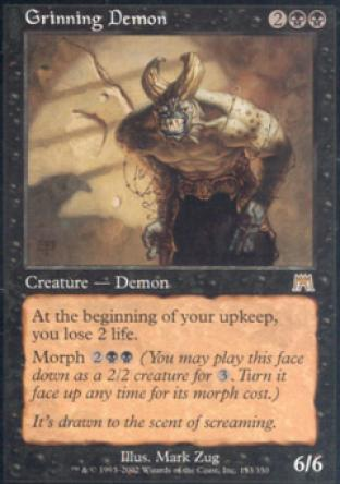 Grinning Demon