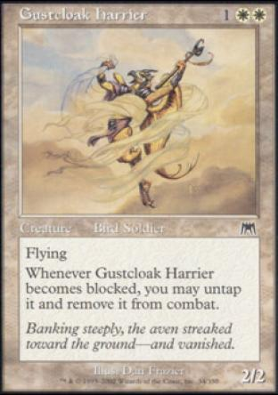 Gustcloak Harrier