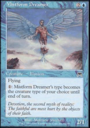 Mistform Dreamer