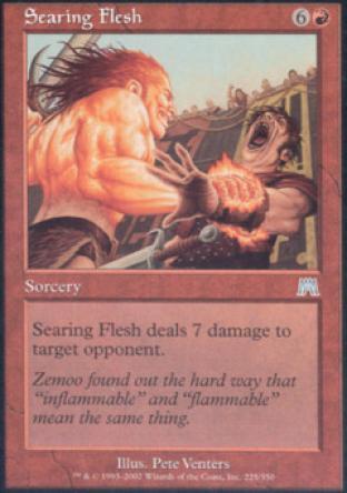 Searing Flesh