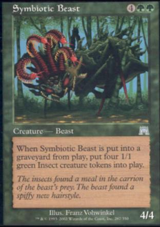 Symbiotic Beast