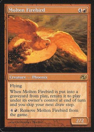 Molten Firebird