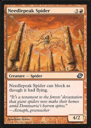 Needlepeak Spider