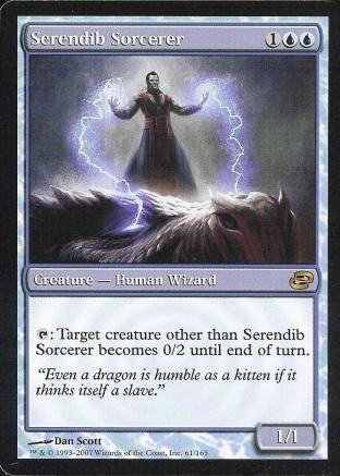 Serendib Sorcerer