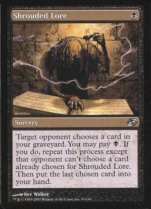 Shrouded Lore