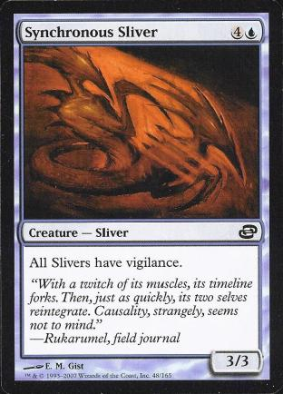 Synchronous Sliver