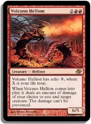 Volcano Hellion