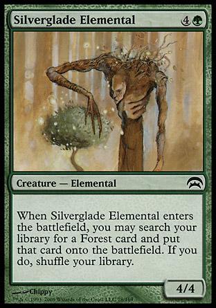 Silverglade Elemental