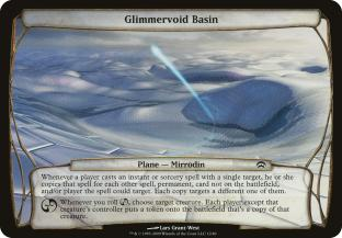 Glimmervoid Basin