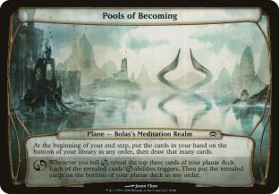 Pools of Becoming