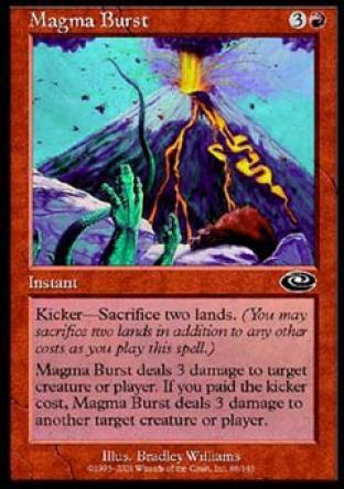 Magma Burst