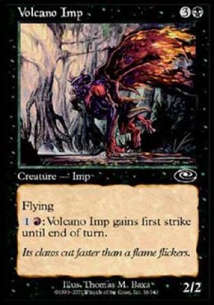 Volcano Imp