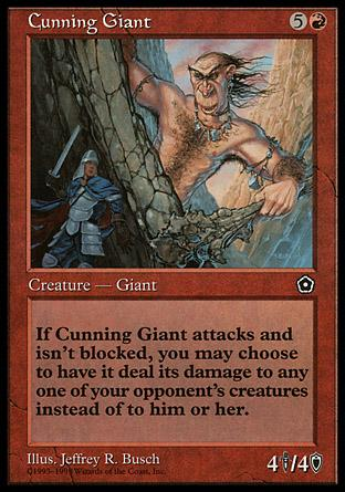 Cunning Giant