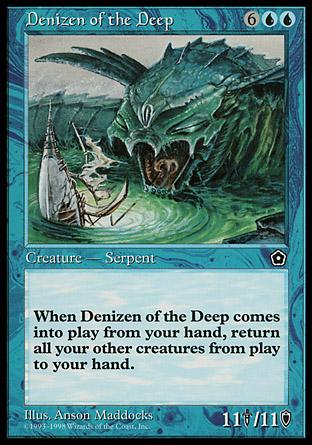 Denizen of the Deep