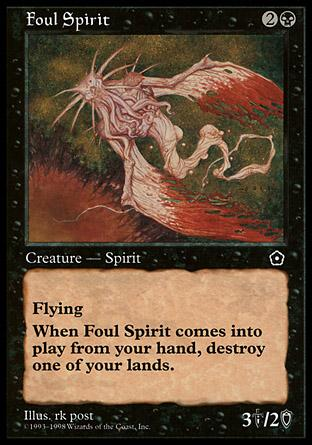 Foul Spirit