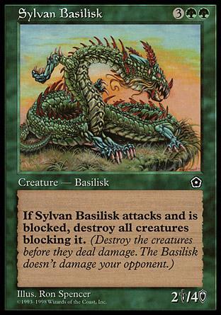 Sylvan Basilisk