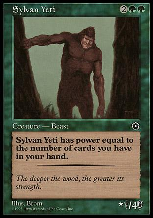 Sylvan Yeti