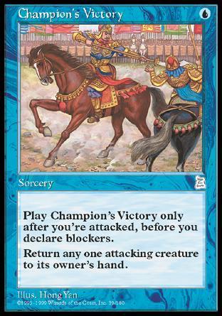 Champion's Victory