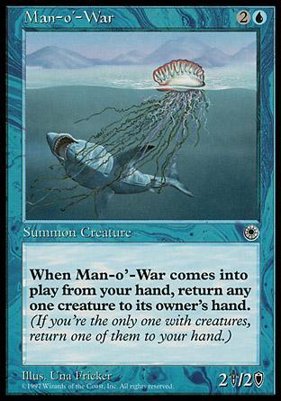 Man-o'-War