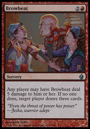 Browbeat