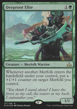 Deeproot Elite (Prerelease)
