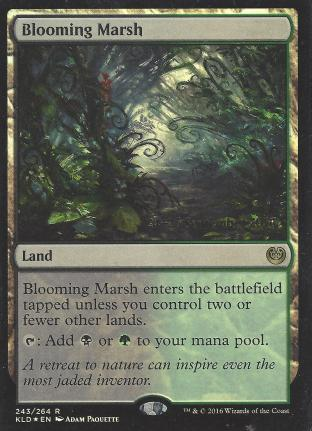 Blooming Marsh (Prerelease)