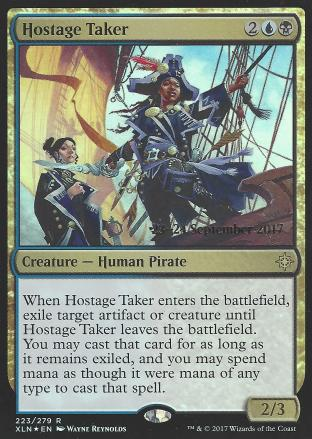 Hostage Taker (Prerelease)