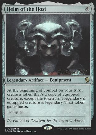 Helm of the Host (Prerelease)