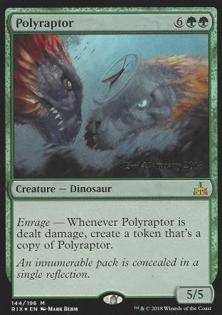 Polyraptor (Prerelease)