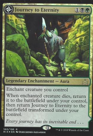 Journey to Eternity (Prerelease)