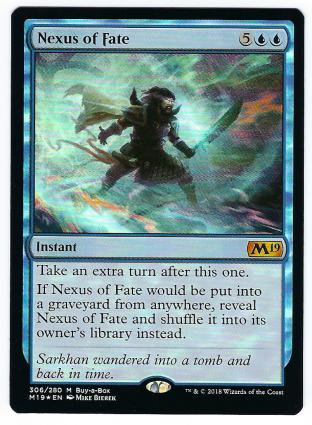 Nexus of Fate (BIBB Promo)