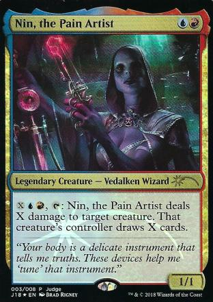 Nin the Pain Artist (Judge)