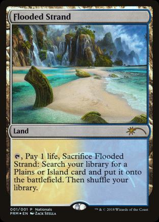 Flooded Strand (Nationals)