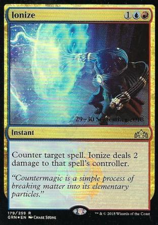 Ionize (Prerelease)