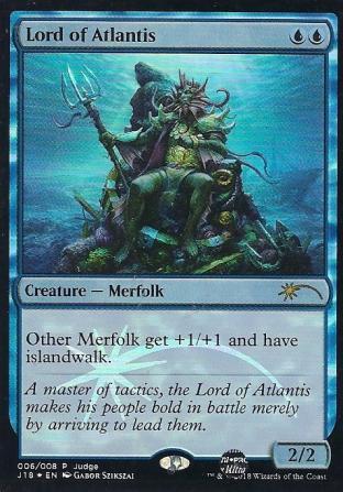 Lord of Atlantis (2018 Judge)