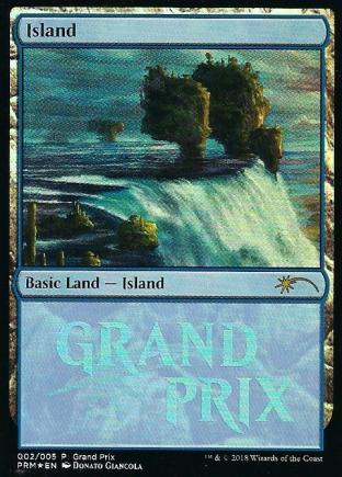 Island Grand Prix 2018