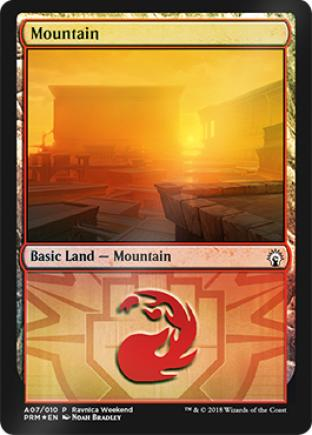 Mountain Ravnica Weekend A07