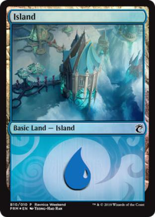 Island Ravnica Weekend B10