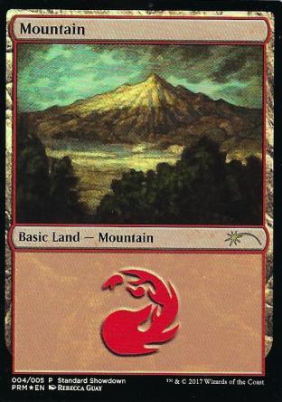Mountain Standard Showdown 2017